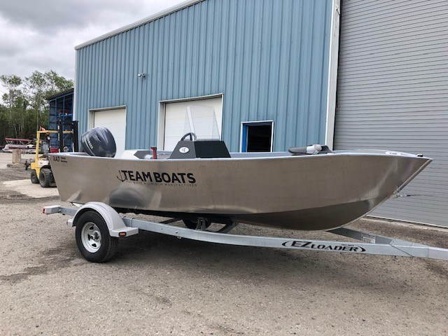 2019 TEAM Boats TEAM Boats Rad 1640 SC w/ Yamaha F70LA Photo 1 of 7