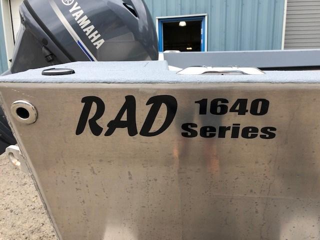 2019 TEAM Boats TEAM Boats Rad 1640 SC w/ Yamaha F70LA Photo 6 of 7
