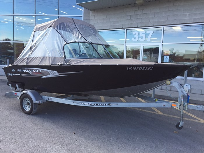 2015 Princecraft XPEDITION 170 WS 115ELPT 4SEFI Photo 1 of 14