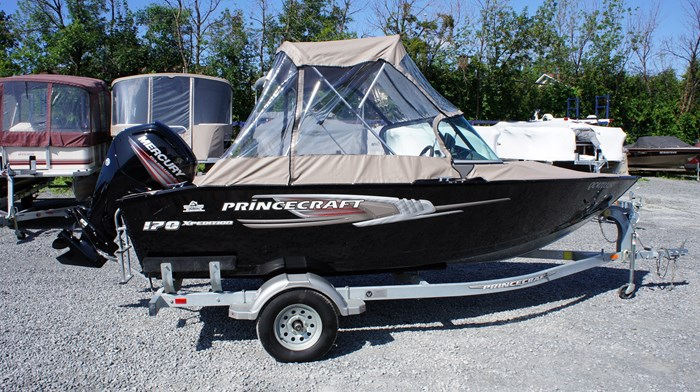 2015 Princecraft XPEDITION 170 WS 115ELPT 4SEFI Photo 7 of 14