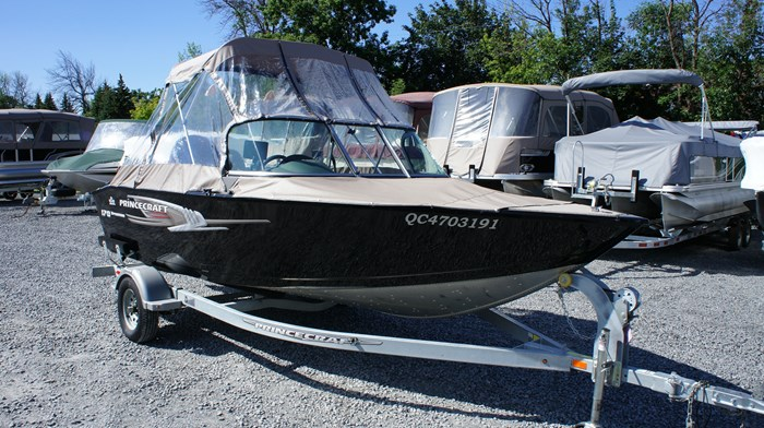 2015 Princecraft XPEDITION 170 WS 115ELPT 4SEFI Photo 8 of 14