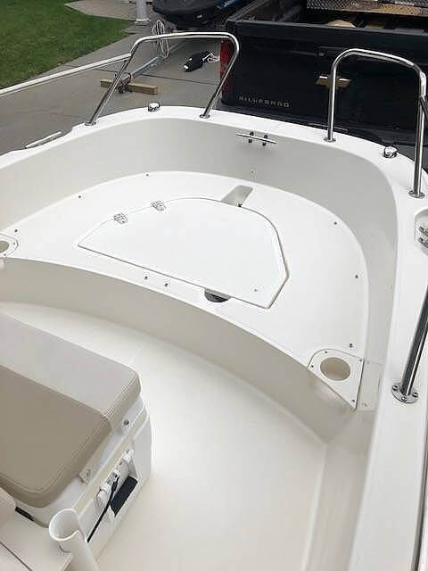 2018 Boston Whaler 170 Dauntless Photo 12 sur 15
