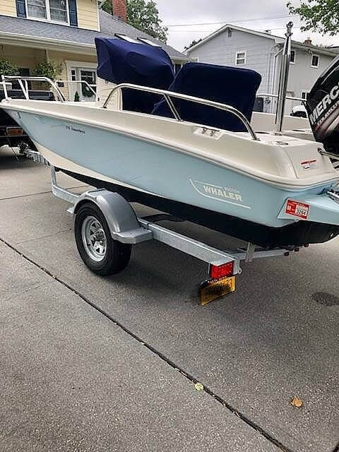 2018 Boston Whaler 170 Dauntless Photo 14 sur 15