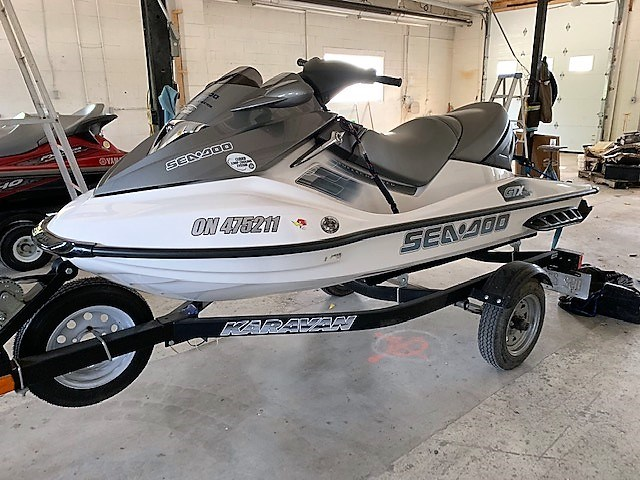 2006 Sea-Doo GTX 4-Tec Photo 1 sur 7