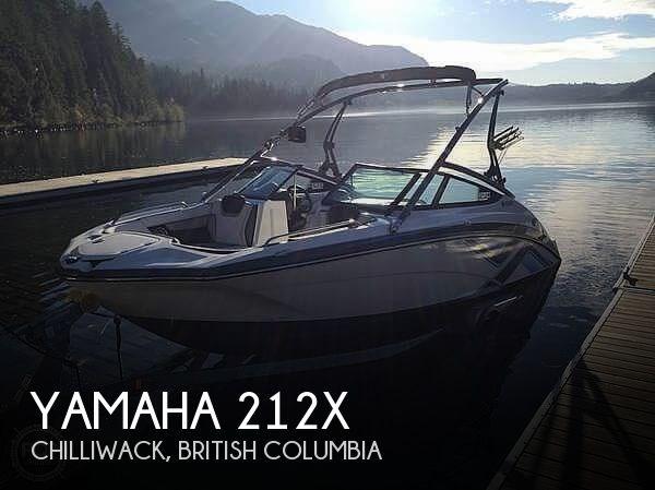2015 Yamaha 212X Photo 1 sur 3