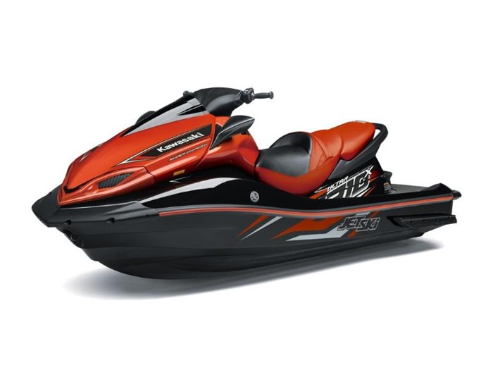 2018 Kawasaki Jet Ski® Ultra® 310X SE Photo 3 sur 3