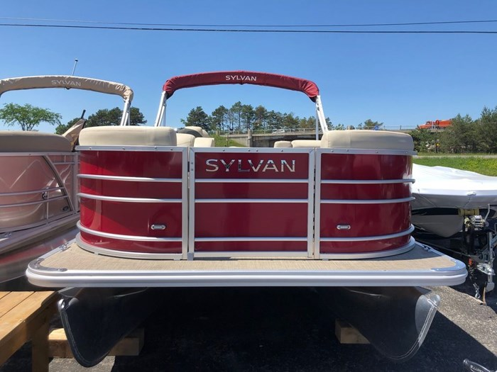 2018 Sylvan 8520 Cruise Photo 2 sur 14