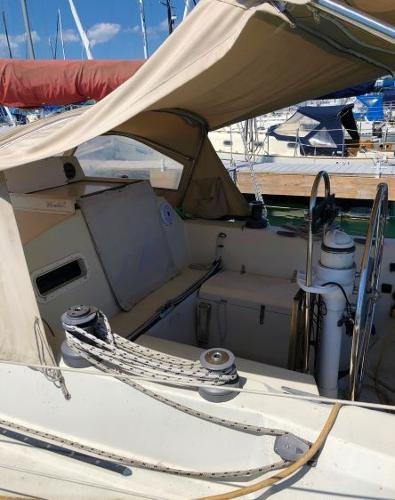 1983 Mirage Yachts 33 Photo 6 sur 59