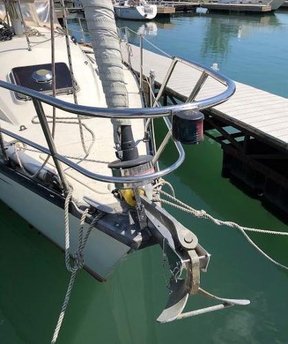 1983 Mirage Yachts 33 Photo 8 sur 59