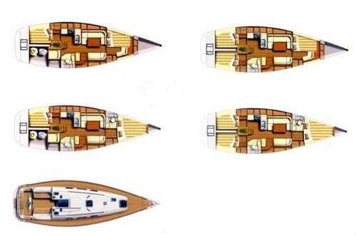 2004 Dufour Yachts 40 Performance Photo 35 sur 36