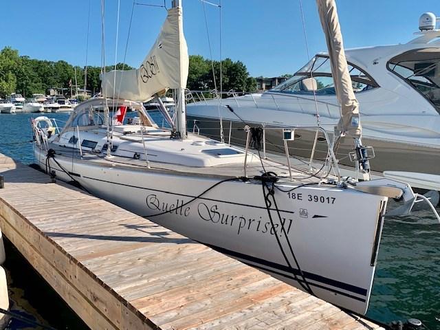 2004 Dufour Yachts 40 Performance Photo 2 sur 36