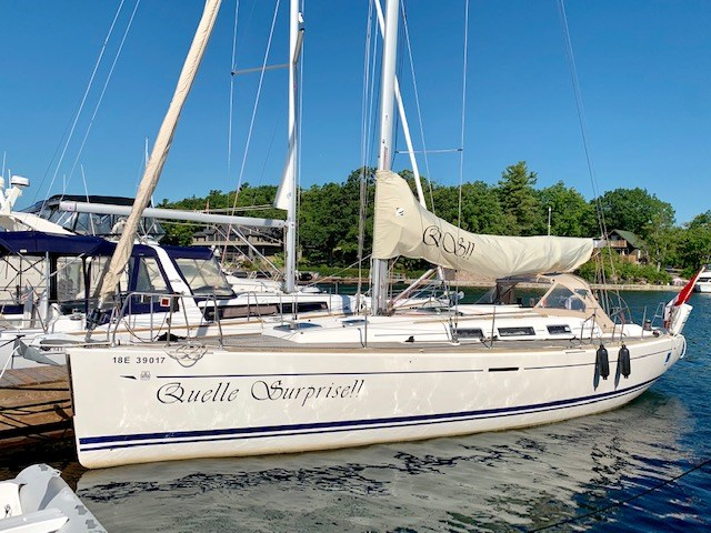 2004 Dufour Yachts 40 Performance Photo 3 sur 36