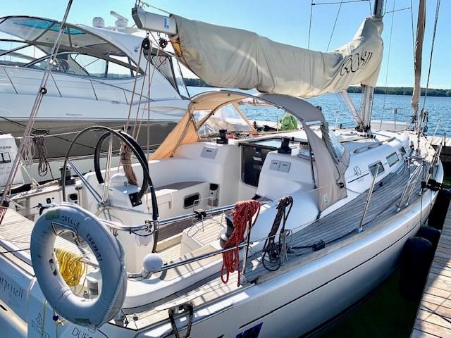 2004 Dufour Yachts 40 Performance Photo 6 sur 36