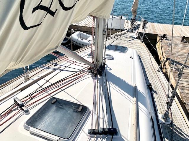 2004 Dufour Yachts 40 Performance Photo 7 sur 36