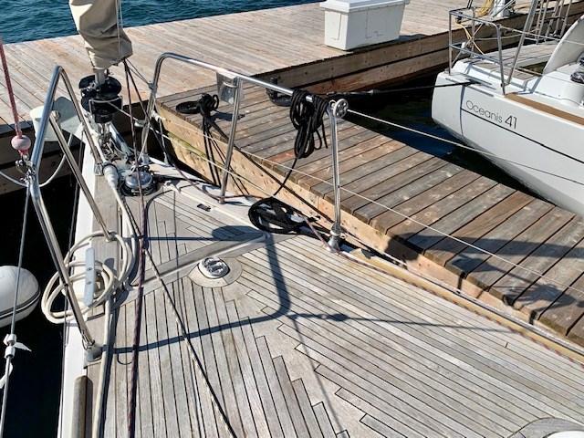 2004 Dufour Yachts 40 Performance Photo 9 sur 36