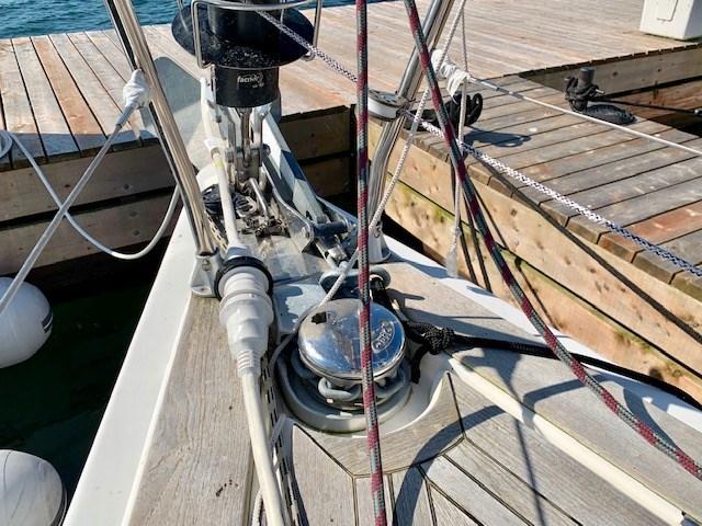 2004 Dufour Yachts 40 Performance Photo 10 sur 36