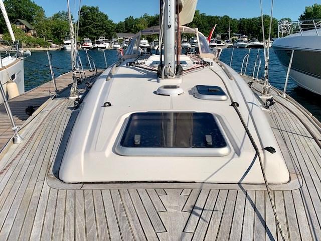 2004 Dufour Yachts 40 Performance Photo 11 sur 36