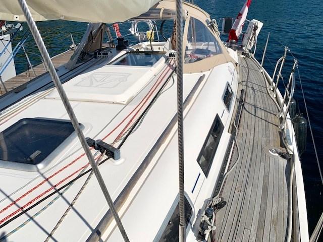 2004 Dufour Yachts 40 Performance Photo 12 sur 36