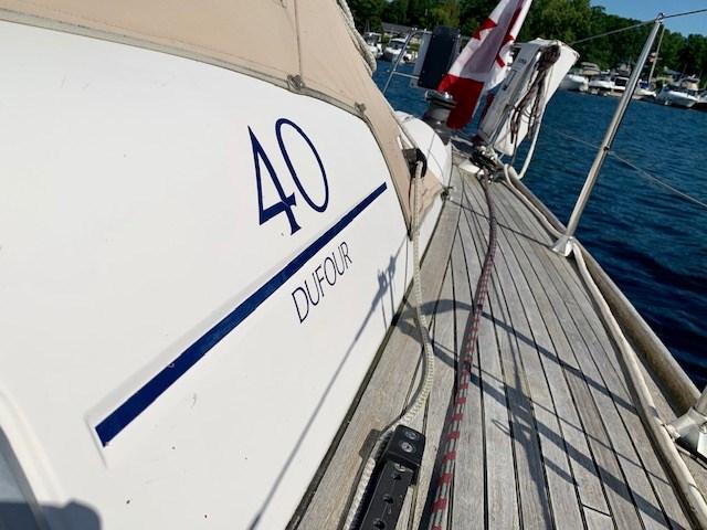 2004 Dufour Yachts 40 Performance Photo 13 sur 36