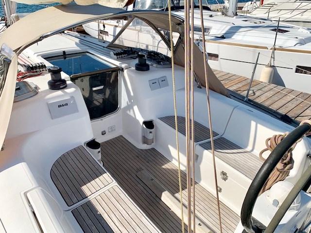 2004 Dufour Yachts 40 Performance Photo 14 sur 36