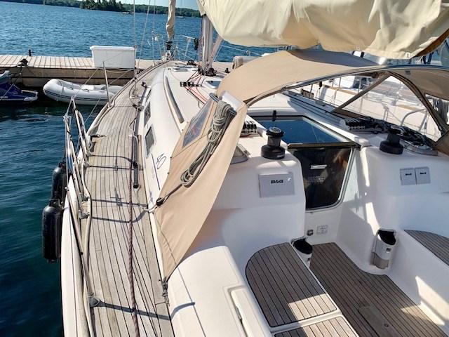 2004 Dufour Yachts 40 Performance Photo 15 sur 36