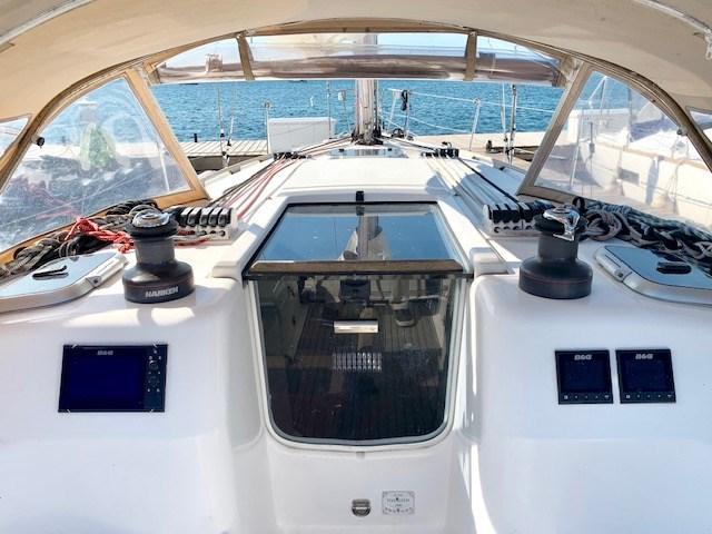 2004 Dufour Yachts 40 Performance Photo 18 sur 36