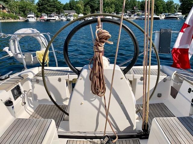 2004 Dufour Yachts 40 Performance Photo 19 sur 36