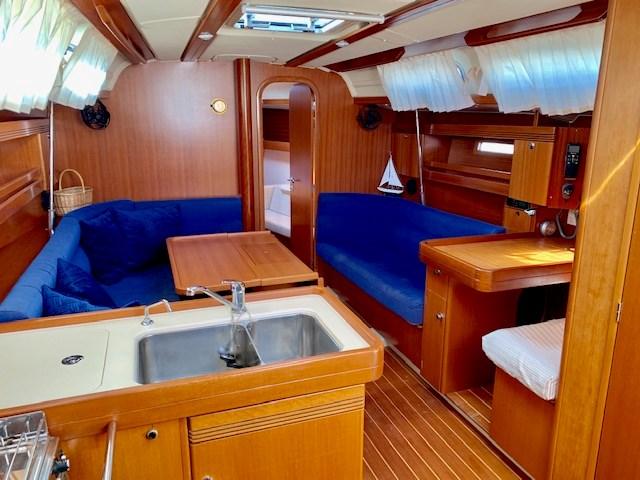 2004 Dufour Yachts 40 Performance Photo 22 sur 36