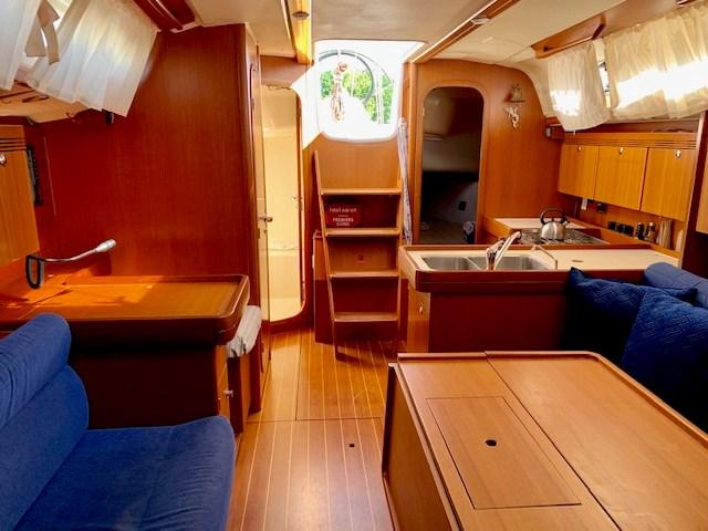 2004 Dufour Yachts 40 Performance Photo 26 sur 36