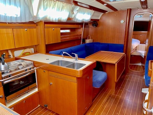 2004 Dufour Yachts 40 Performance Photo 31 sur 36