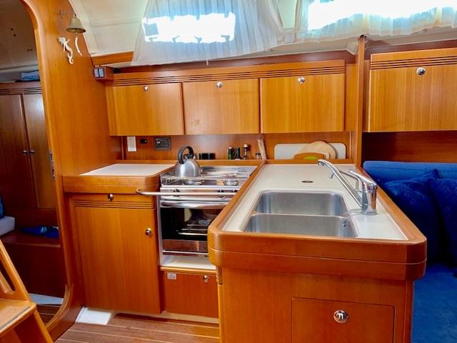 2004 Dufour Yachts 40 Performance Photo 33 sur 36
