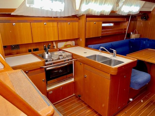 2004 Dufour Yachts 40 Performance Photo 34 sur 36