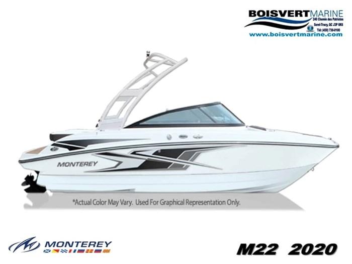 2020 Monterey M22 Photo 2 of 8