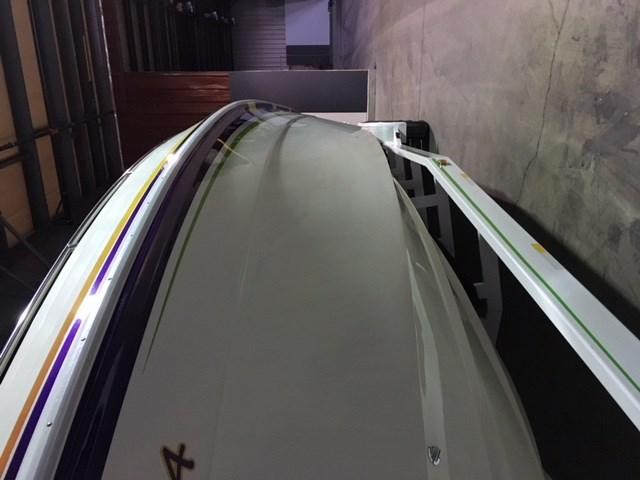 2001 Black Thunder Powerboats SP43 Photo 2 of 22