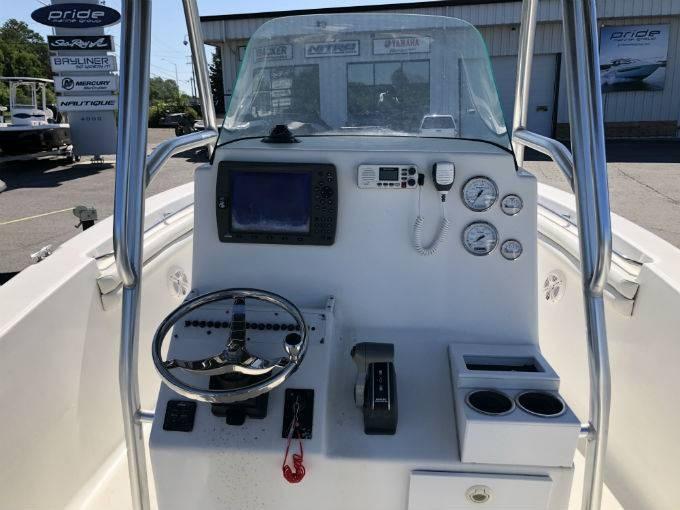 2008 SEA FOX 256CC Photo 6 sur 10