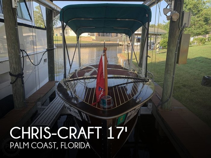 1950 Chris-Craft 17 Super Sport Photo 1 of 20
