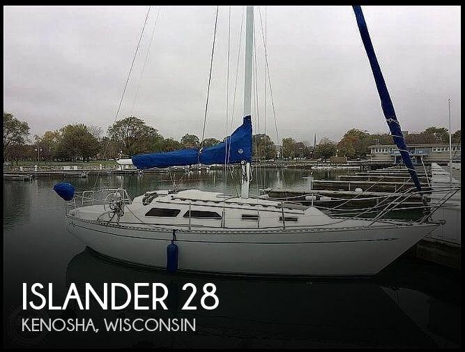 1984 Islander 28 Photo 1 sur 20