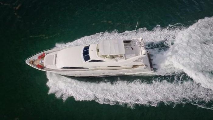 2004 Ferretti Yachts Custom Line 94 Photo 3 of 41