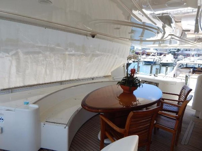 2004 Ferretti Yachts Custom Line 94 Photo 12 of 41