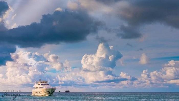 2004 Ferretti Yachts Custom Line 94 Photo 41 of 41