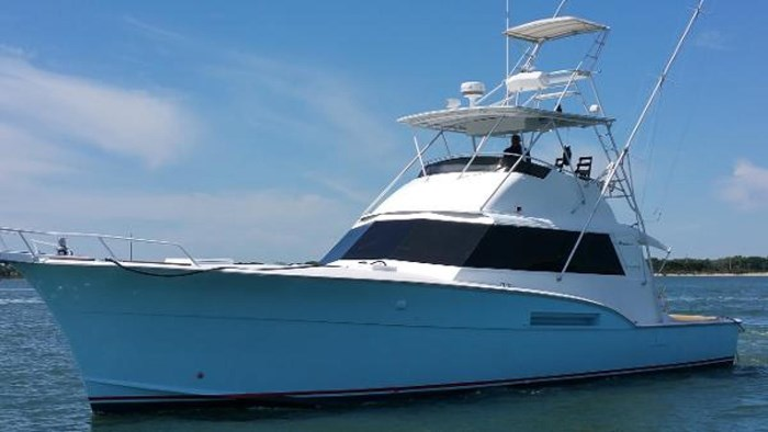 1978 Hatteras 53 Convertible Photo 1 of 28