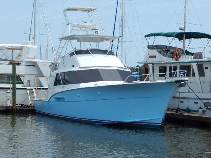 1978 Hatteras 53 Convertible Photo 4 of 28