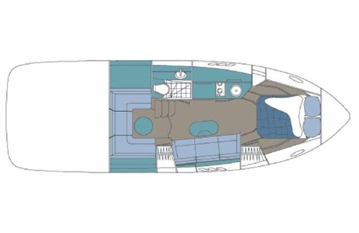 2014 Cruisers Yachts 350 Express Photo 24 of 24