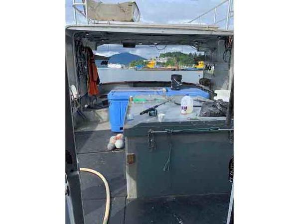 1988 Troller Work Boat & Licence Package Photo 24 sur 80