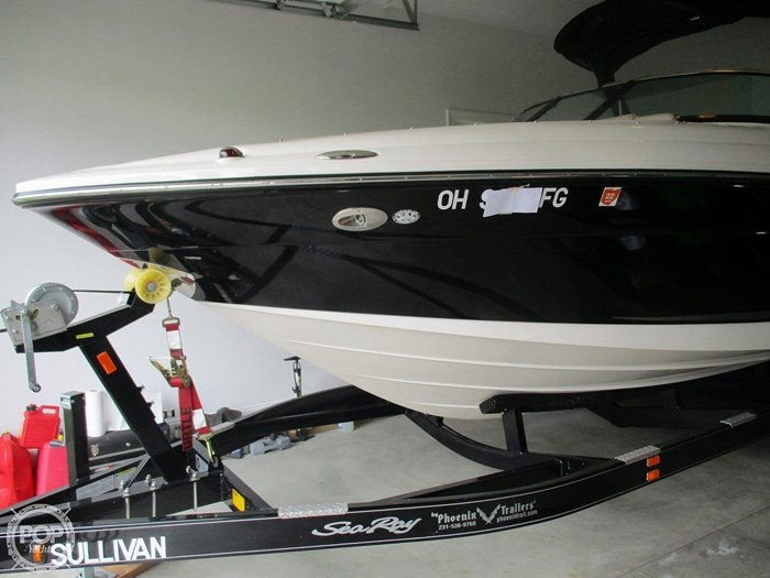 2012 Sea Ray 250 SLX Photo 4 sur 20