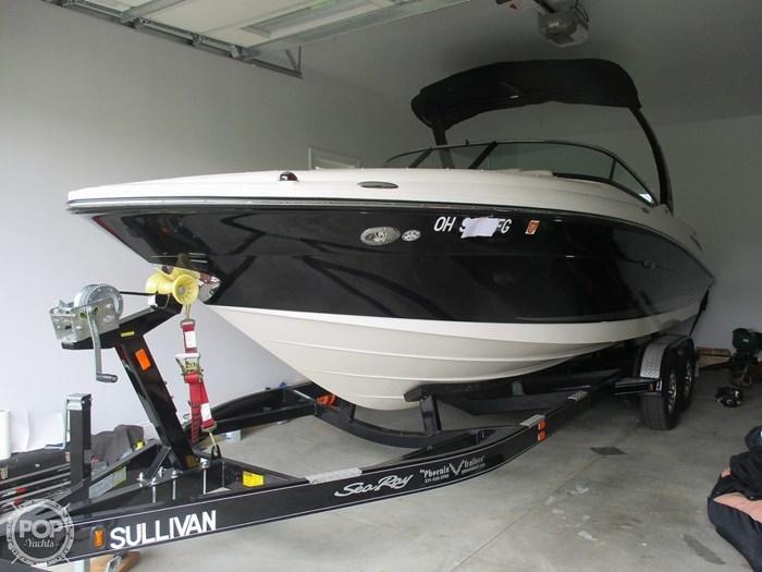 2012 Sea Ray 250 SLX Photo 2 sur 20
