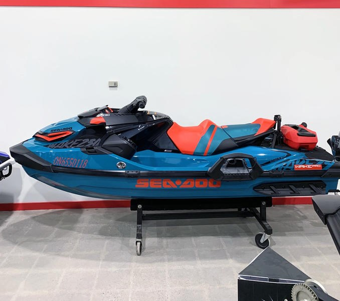 2019 Sea-Doo Wake™ Pro 230 Photo 1 of 5
