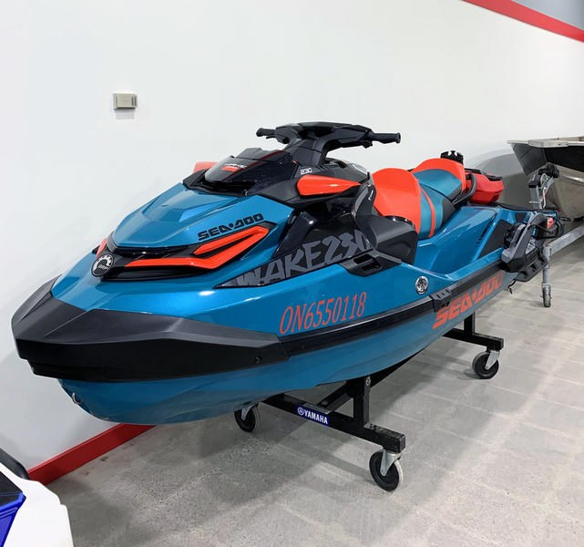 2019 Sea-Doo Wake™ Pro 230 Photo 4 of 5