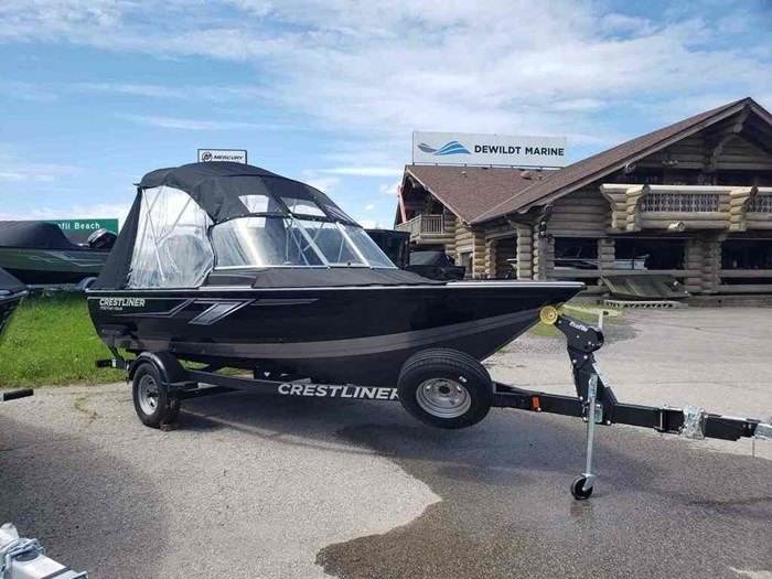 2019 Crestliner 1750 Fish Hawk Walk-through Photo 1 of 2