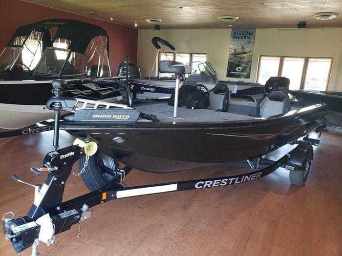 2018 Crestliner 1750 Bass Hawk Photo 1 sur 8